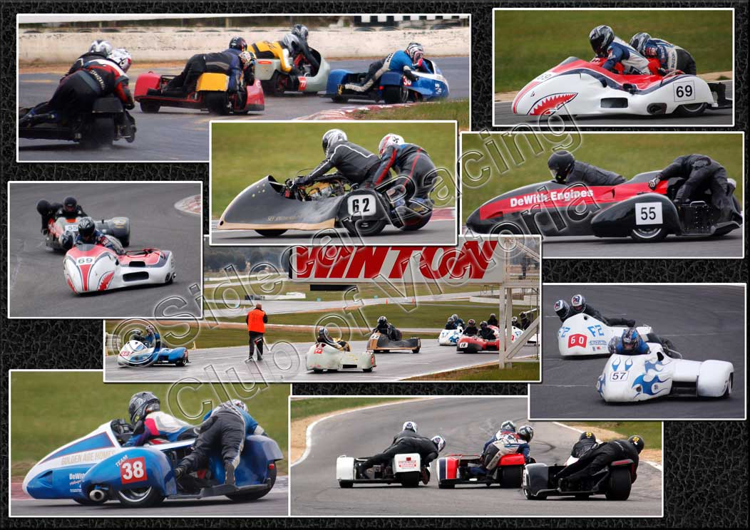 Interclub Meeting Winton