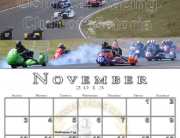 Page from SCRCV Calendar
