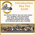 SCRCV Introduction Day Fee