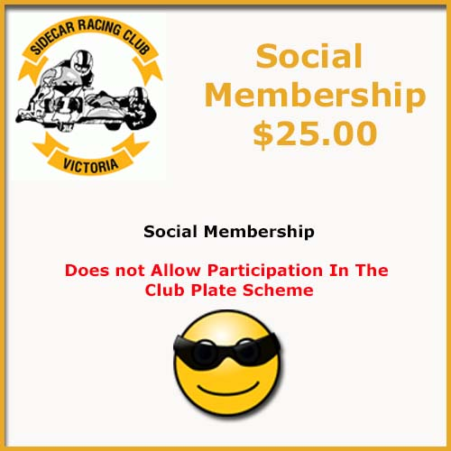 Social Membership with the SCRCV